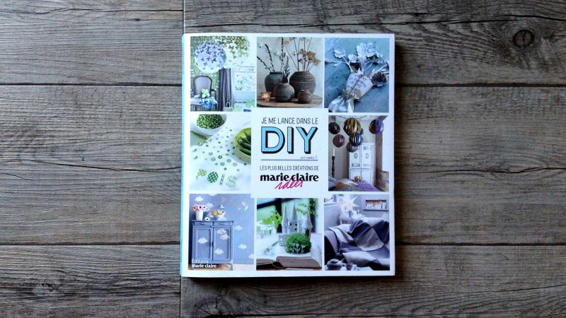 Livre «Je me lance dans le DIY»