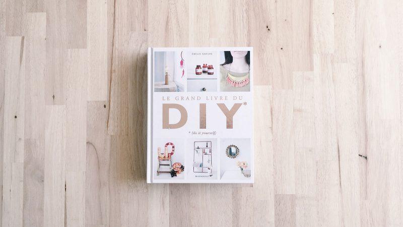 Livre «Le grand livre du DIY» d'Emilie Guelpa