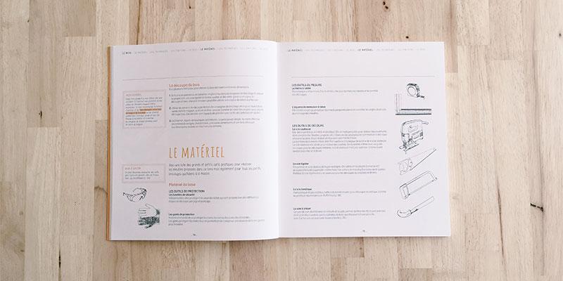 Livre Meubles En Bois  Fabriquer SoiMme De Nathalie Boisseau