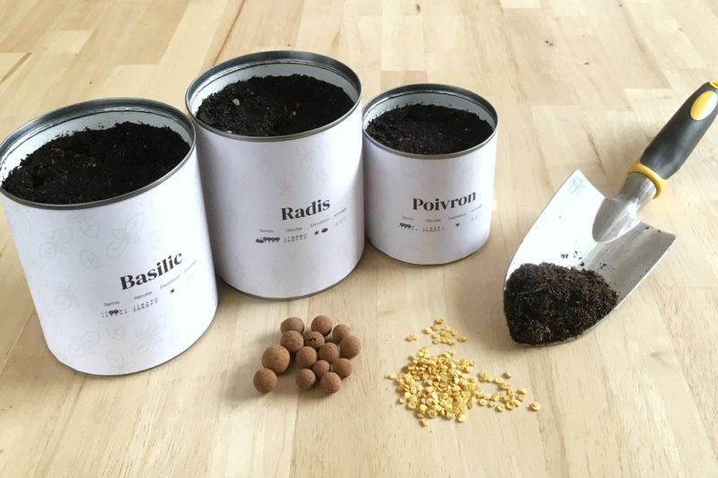 DIY Recycler des boîtes de conserve pour le potager